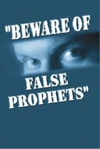The Truth About Prophets