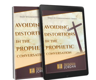 Avoiding Distortions in the Prophetic Conversation