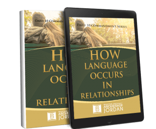 How Language Occurs in Relationships