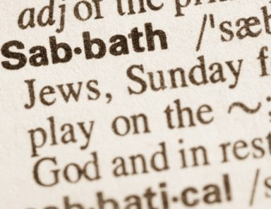 Meaning of Sabbath