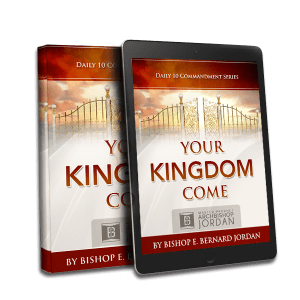 YOUR KINGDOM COME mockup